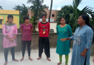 Sutopa-in-Blue-Salwar-Training-Girls-300x208